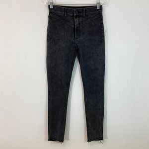 Express Ankle Legging High Rise Jean
